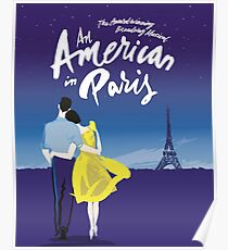 An American in Paris Poster Poster