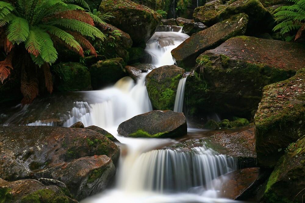 Keppel Falls by Cameron B
