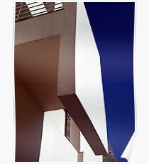 Museum of Contemporary  Poster