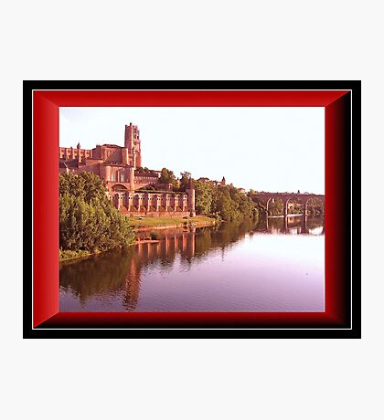 Albi - Ste Cecil cathedral  Photographic Print