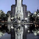 Monumento a Cervantes by ser-y-star
