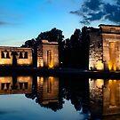 Templo de Debod by ser-y-star