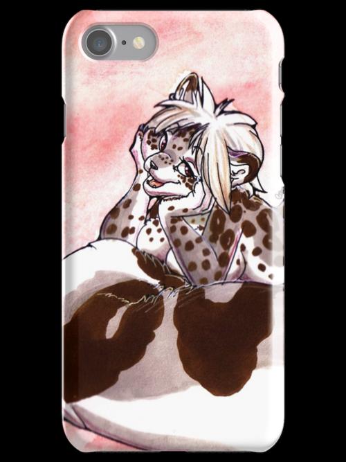 Snow Leopard Girl by farorenightclaw