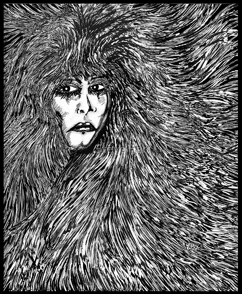 """The Look"" by Steve Farr"