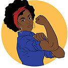 Blak woman too strong by Beautifultd