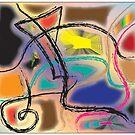 Scribbles by IrisGelbart