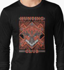 Hunting Club: Rathalos Long Sleeve T-Shirt