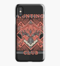 Hunting Club: Rathalos iPhone Case