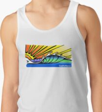 Smooth Wave Tank Top