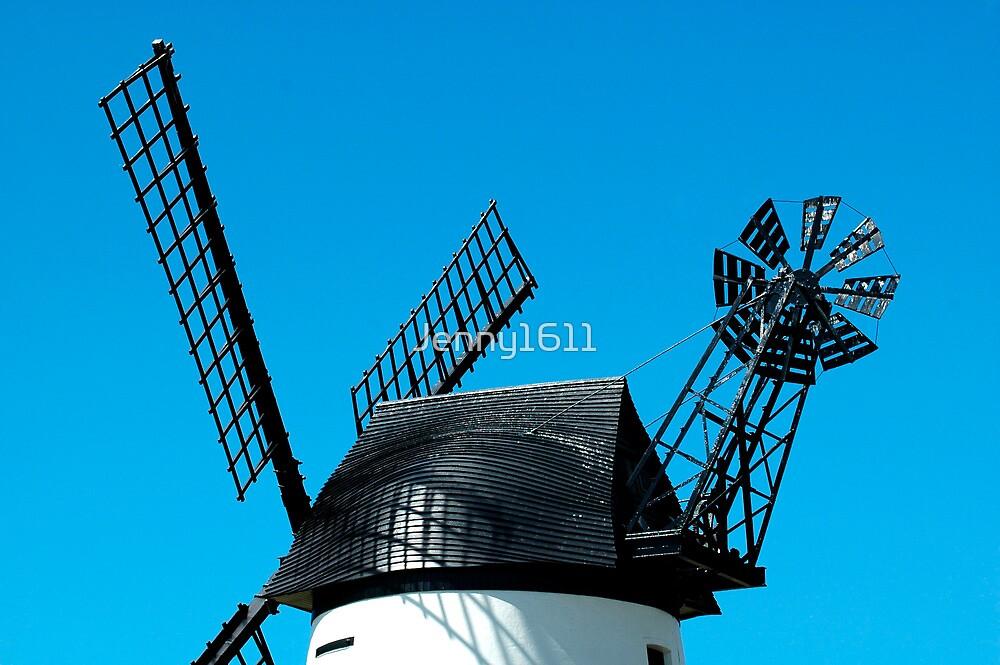 Windmill Detail by Jenny1611