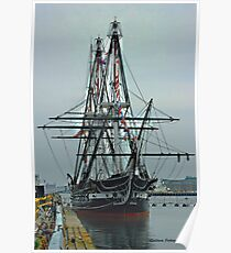 """""""Old Ironsides"""" Poster"""