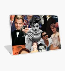 Leonardo Dicaprio Collage Laptop Skin