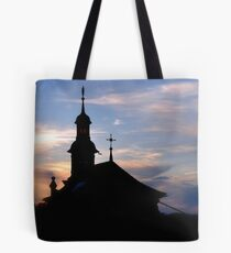 Fribourg at Sunset Tote Bag