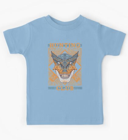 Hunting Club: Tigrex Kids Clothes