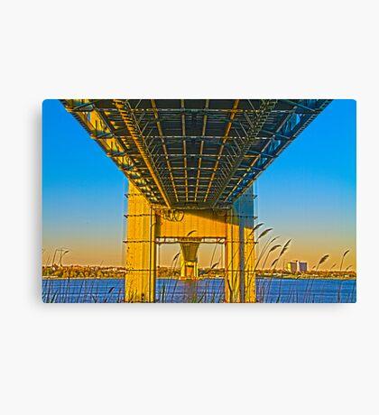 No Sleep Till Brooklyn Canvas Print
