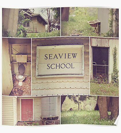 Seaview School Poster