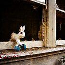 Escapee bunny by Lux Enbom