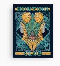 Hunting Club: Jinouga Canvas Print
