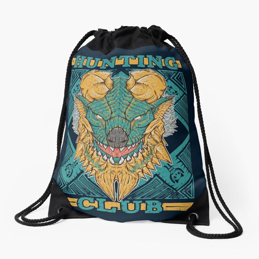 Hunting Club: Jinouga Drawstring Bag