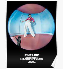 Fine Line Poster