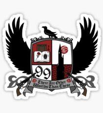 The Crest of Ka-Tet Sticker