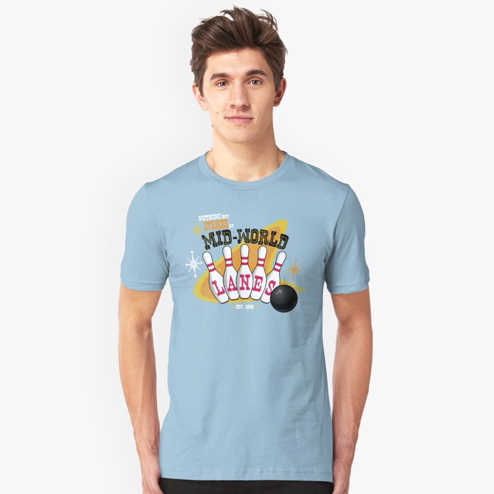 Nothing But Strikes Slim Fit T-Shirt