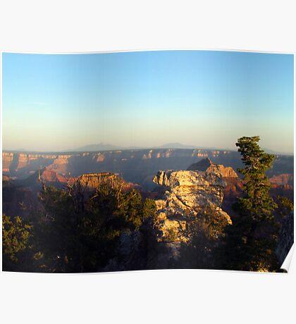 North Rim, Grand Canyon Poster