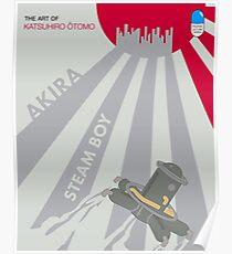 The Art of Katsuhiro Otomo Poster