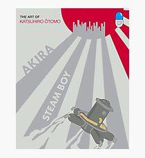The Art of Katsuhiro Otomo Photographic Print