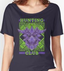 Hunting Club: Brachydios Women's Relaxed Fit T-Shirt