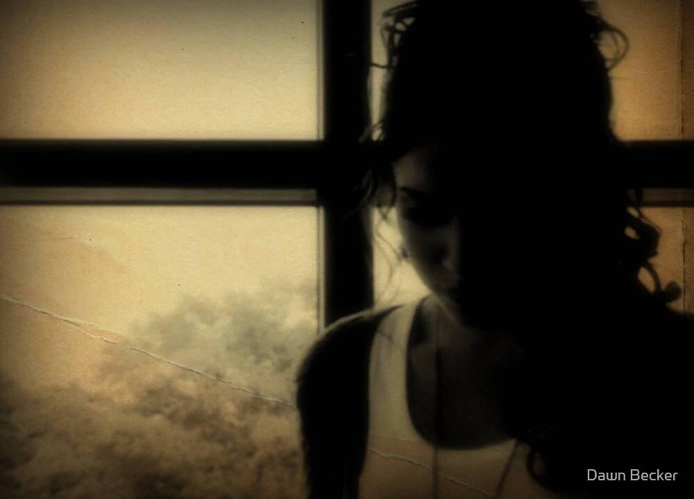 Her Hidden Pain!!! ©  by Dawn Becker