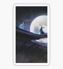 Nightless City Sticker