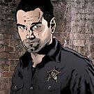 Sheriff Lucas Hood, Banshee by johnboveri