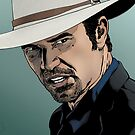Raylan Givens, Justified by johnboveri