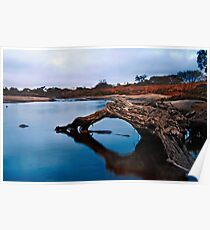 Greenough River ~ Mullewa WA Poster
