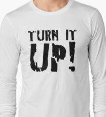 LIGHT - TURN IT UP T-Shirt
