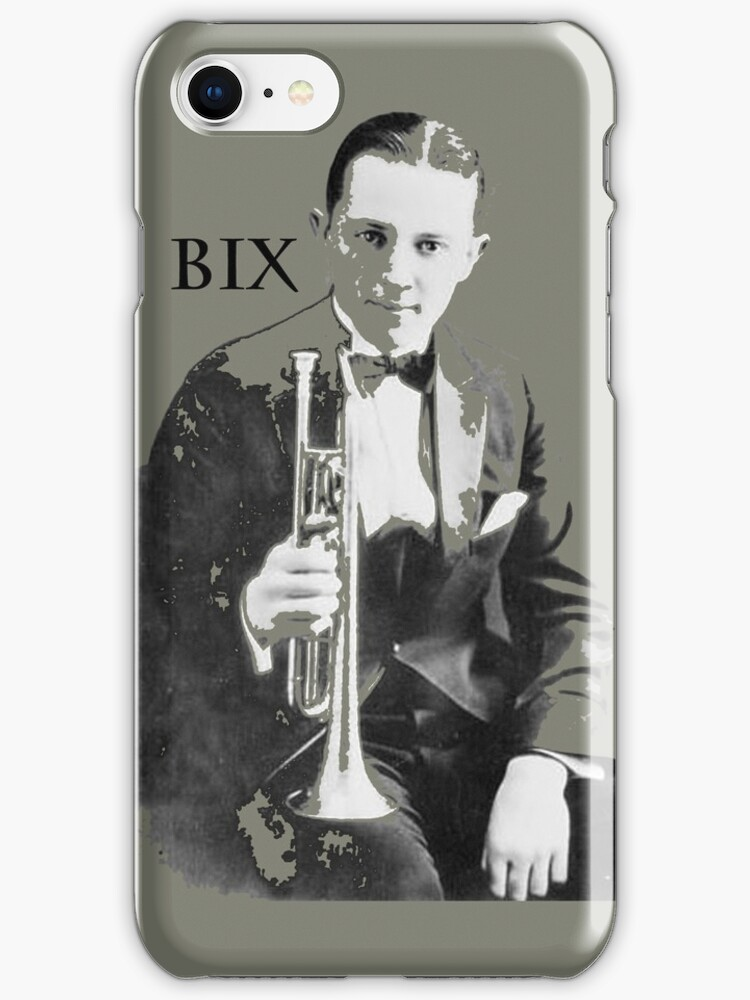Ladies and Gentlemen: Bix Beiderbecke! by Typos Included