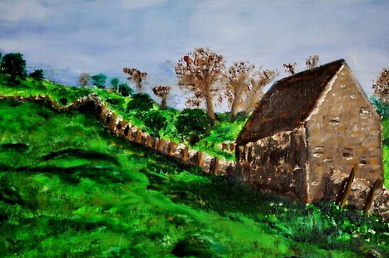Derbyshire by Tricia Winwood