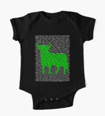 """The Year Of The Ox / Oxen / Buffalo / Cow"" Clothing Kids Clothes"