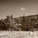 Lonely Church by Karen Havenaar
