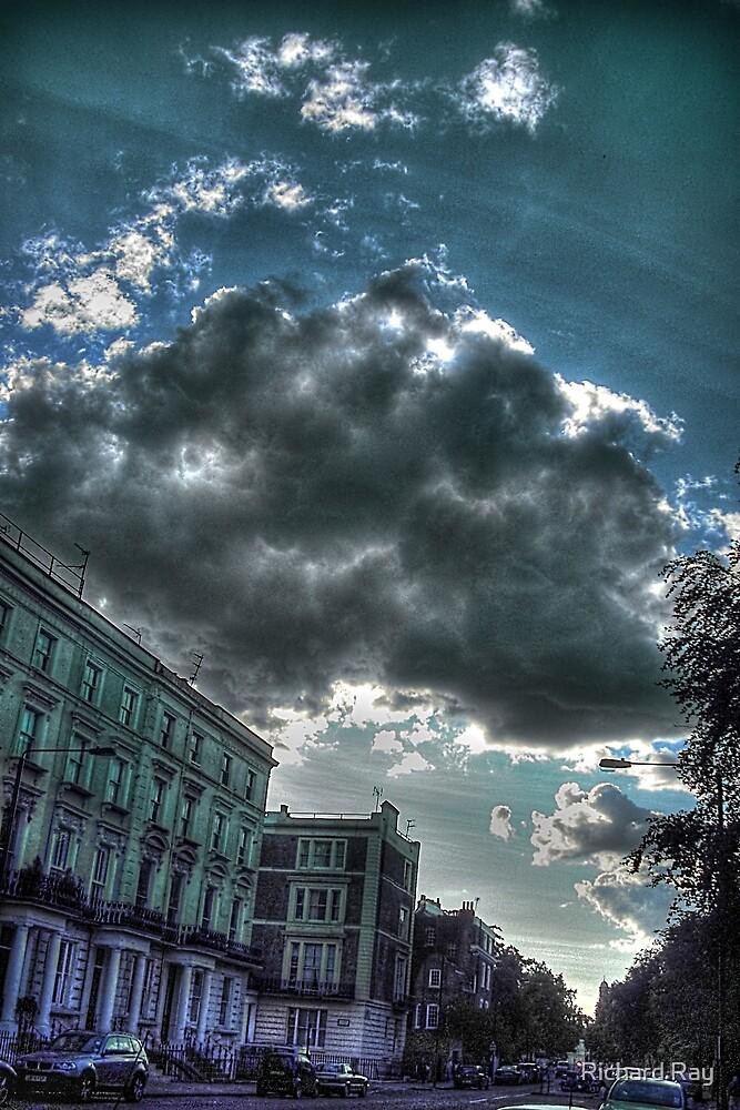 Cloud Australia by Richard Ray