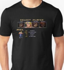 Streets of Rage 2 – Select Axel T-Shirt