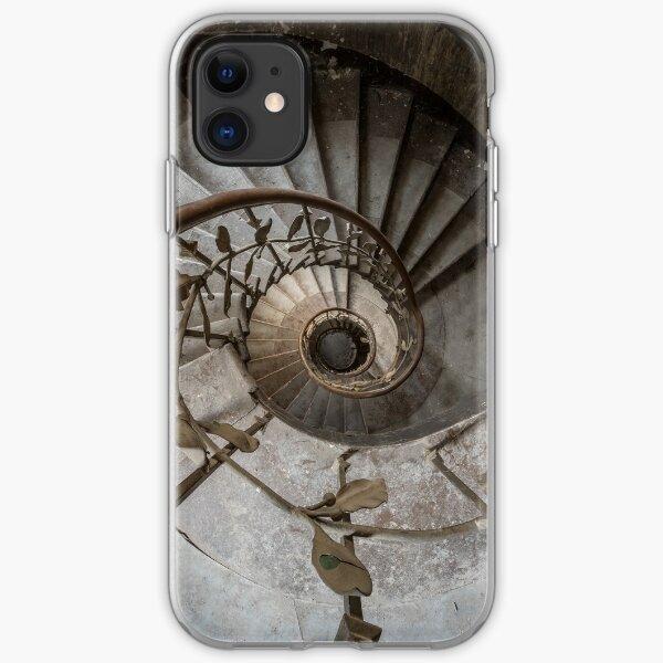 spiral iPhone Flexible Hülle