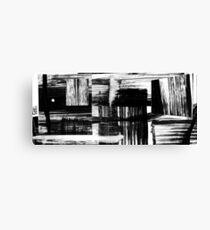 Sea Shanty - Briney Home - Rusty Gate Canvas Print