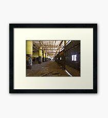 Asile 12 Framed Print