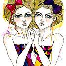 Gemini-Art by D.U.R.A .