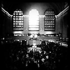 Grand Central Station by SheSmiles