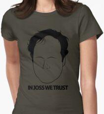 Joss Whedon Womens Fitted T-Shirt