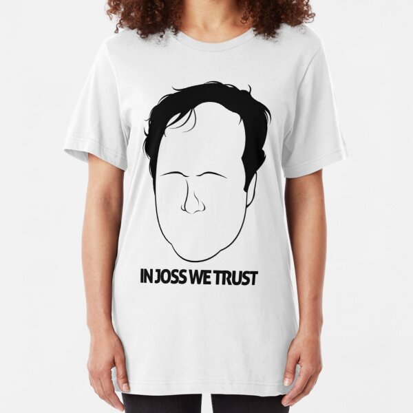 Joss Whedon Slim Fit T-Shirt
