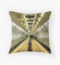 London Underground Throw Pillow